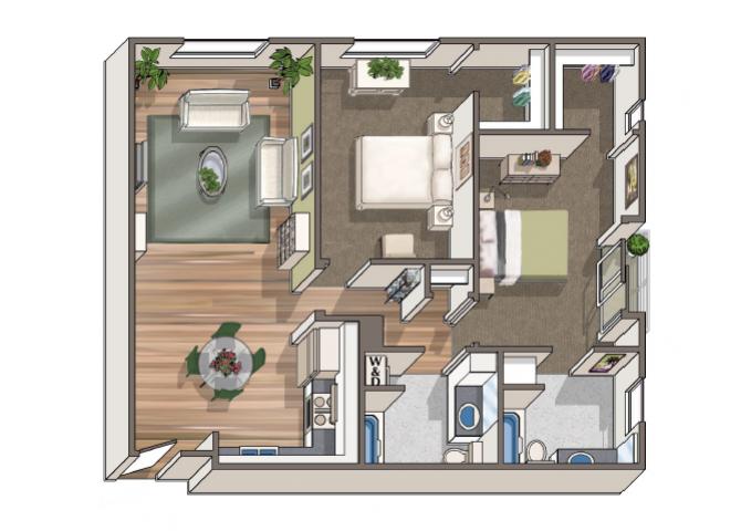 Dupre Floorplan